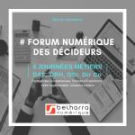 Forum Numérique des Décideurs - Belharra